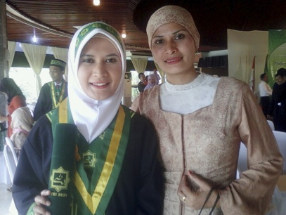 Nursamawi Graduation