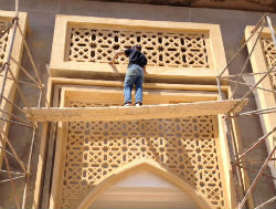 givelight children orphans africa morocco woodwork
