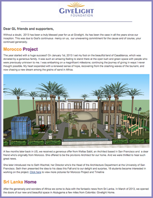 January 2014 Newsletter Thumbnail